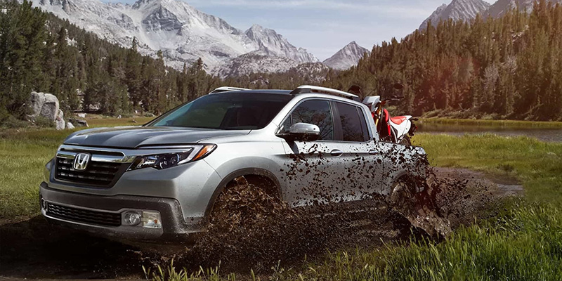 2020 Honda Ridgeline performance