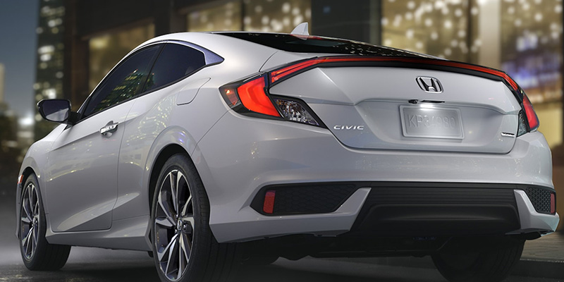 New Honda Civic Coupe for Sale Baton Rouge LA