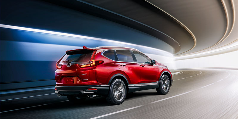 2021 Honda CR-V design