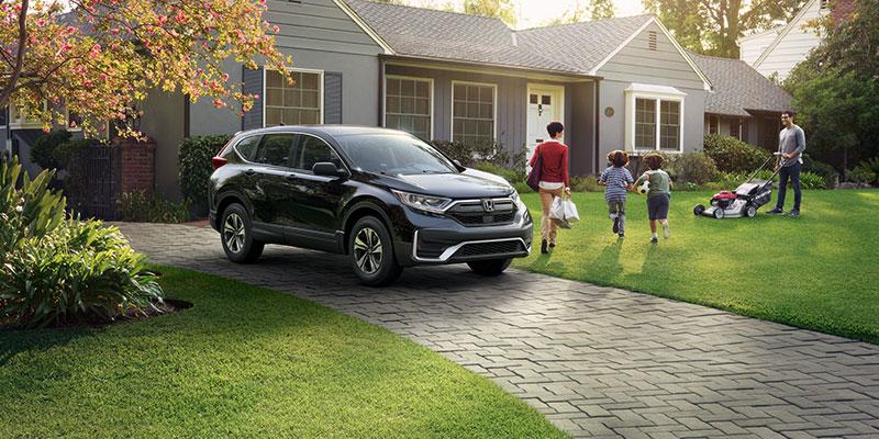 2021 Honda CR-V technology