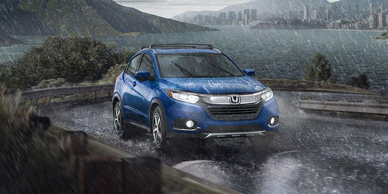 2021 Honda HR-V technology