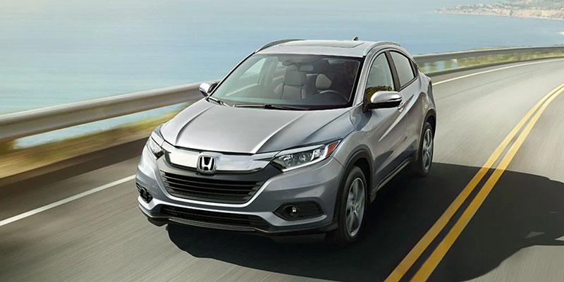 2021 Honda HR-V performance