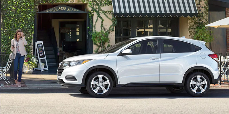 Used Honda HR-V for Sale Greenfield MA