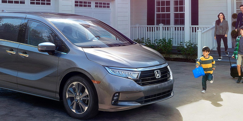 New Honda Odyssey for Sale Dearborn MI