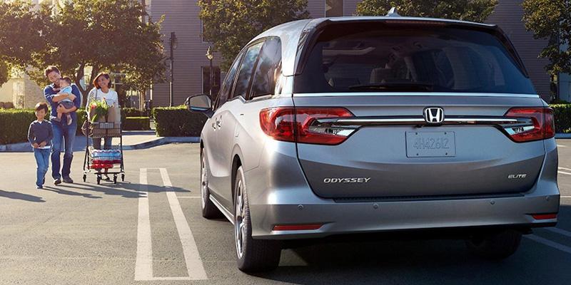 2021 Honda Odyssey performance