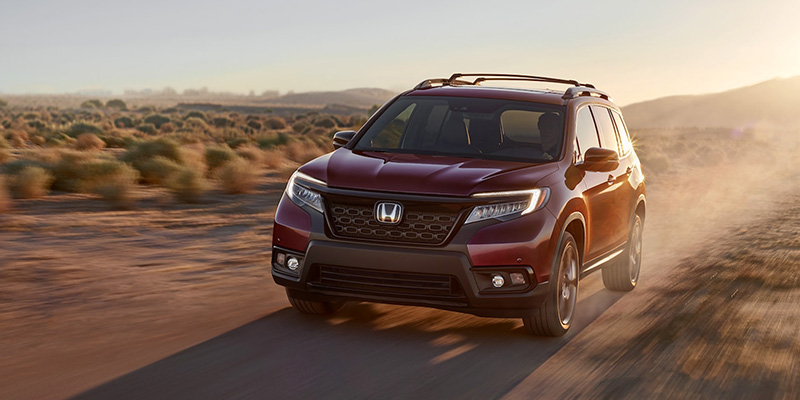 New Honda Passport for Sale Dearborn MI