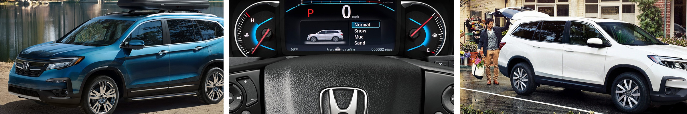 2021 Honda Pilot For Sale Dearborn MI   Detroit