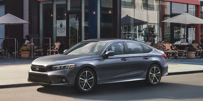 2022 Honda Civic Sedan design