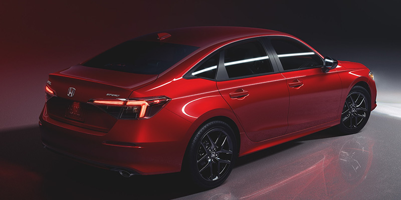 New Honda Civic for Sale Venice FL