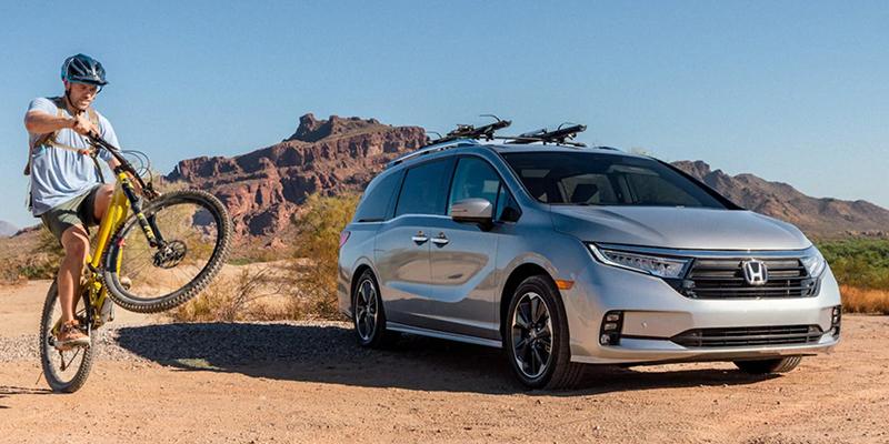 New Honda Odyssey for Sale Baton Rouge LA