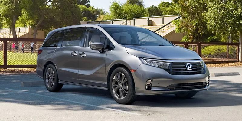 2022 Honda Odyssey design