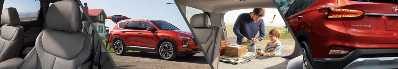 2019 Hyundai Santa Fe For Sale Dearborn MI |