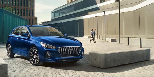 2020 Hyundai Elantra GT technology