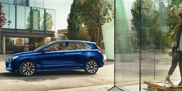 2020 Hyundai Elantra GT performance