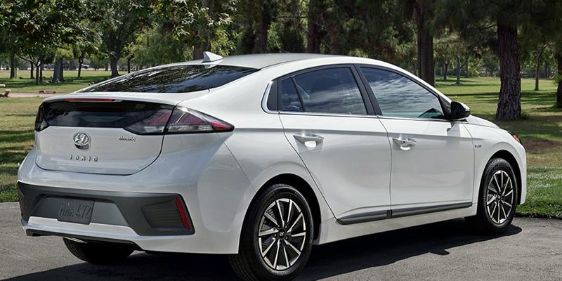 New Hyundai Ioniq Electric for Sale Dearborn MI