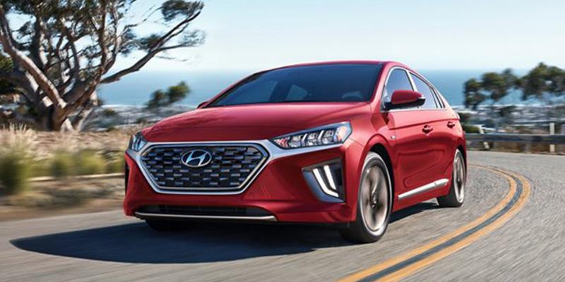New Hyundai Ioniq Hybrid for Sale Dearborn MI
