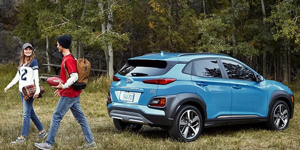 New Hyundai Kona for Sale Dearborn MI