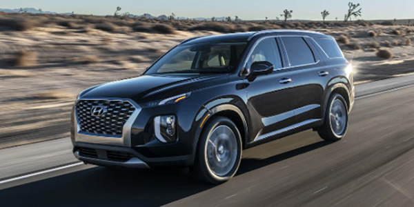New Hyundai Palisade for Sale Concord NC