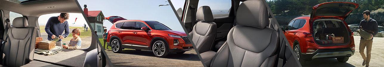 2020 Hyundai Santa Fe For Sale Dearborn MI | Detroit