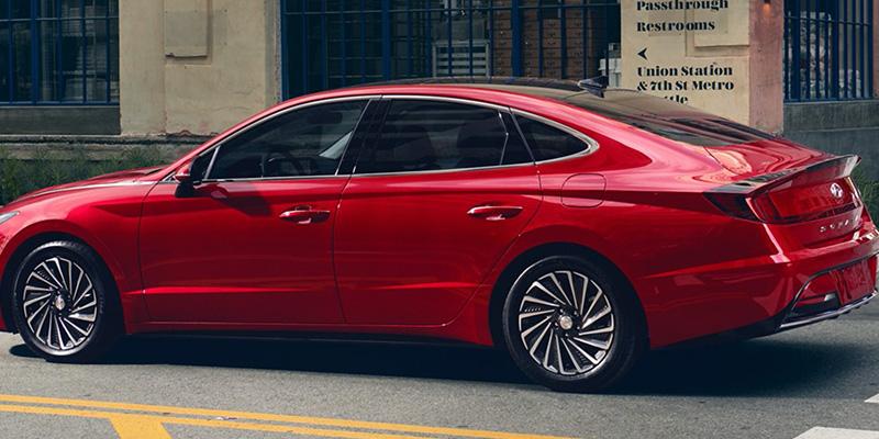 New Hyundai Sonata Hybrid for Sale Dearborn MI