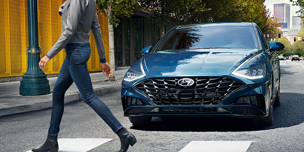 2020 Hyundai Sonata design