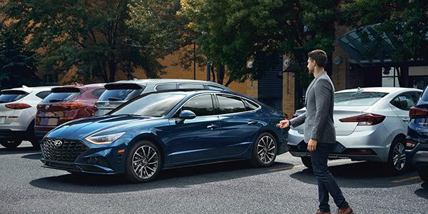 New Hyundai Sonata for Sale Dearborn MI