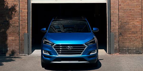 2020 Hyundai Tucson performance