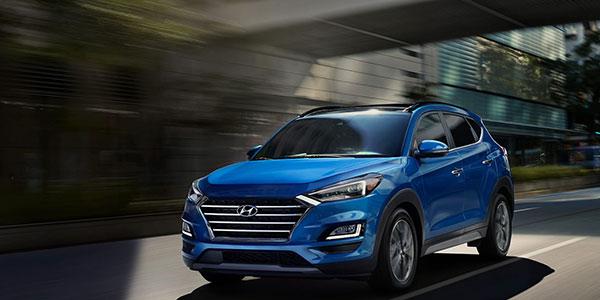 2020 Hyundai Tucson design