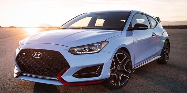 2020 Hyundai Veloster technology
