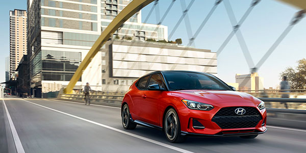 2020 Hyundai Veloster performance