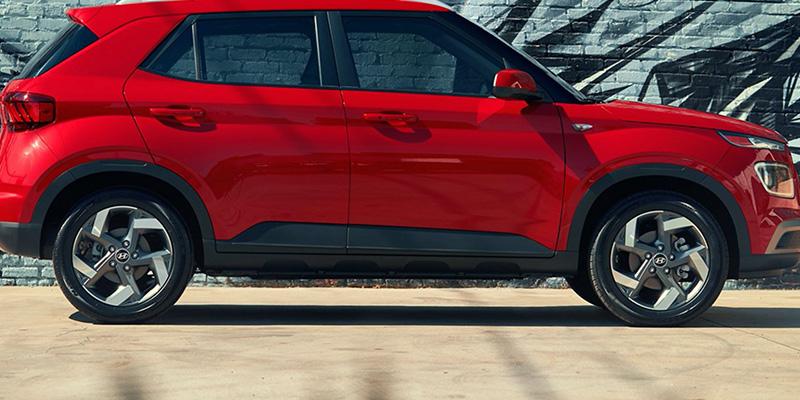 2020 Hyundai Venue design