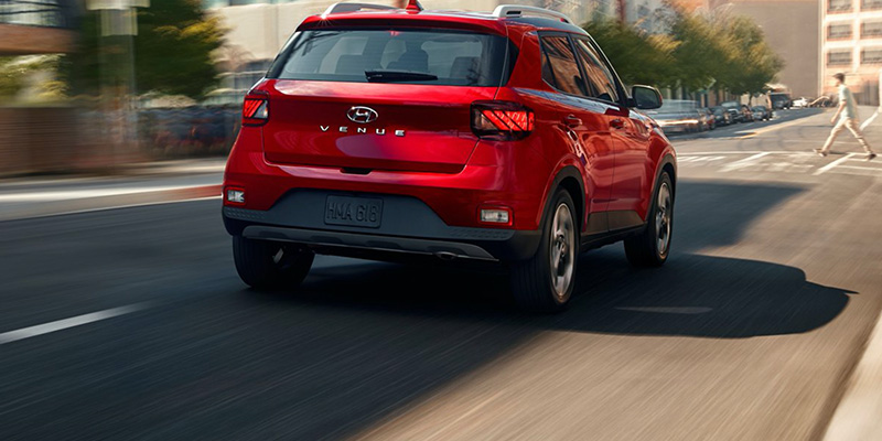 2020 Hyundai Venue performance
