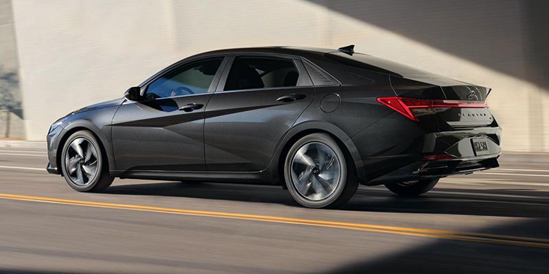2021 Hyundai Elantra design