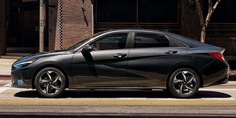 2021 Hyundai Elantra technology