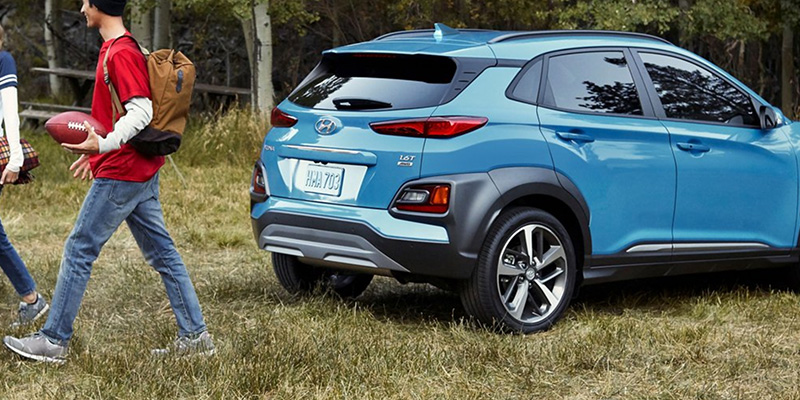 2021 Hyundai Kona design