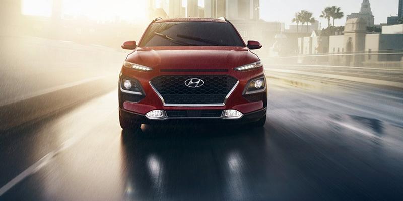2021 Hyundai Kona technology