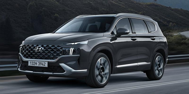 2021 Hyundai Santa Fe performance