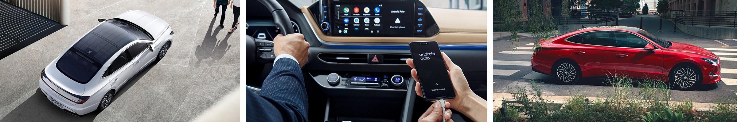 2021 Hyundai Sonata Hybrid For Sale Dearborn MI | Detroit