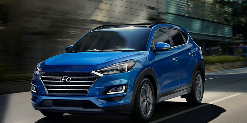 New Hyundai Tucson for Sale Dearborn MI