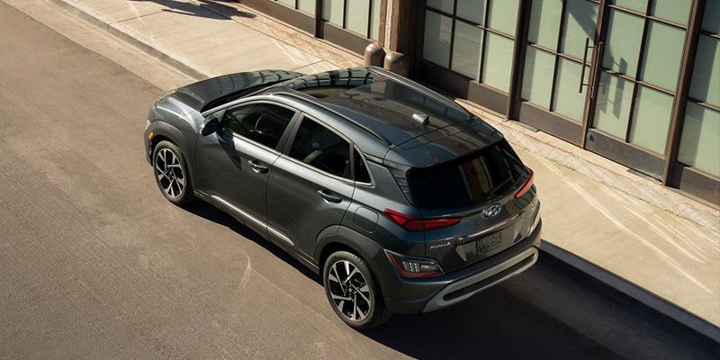 2022 Hyundai Kona performance
