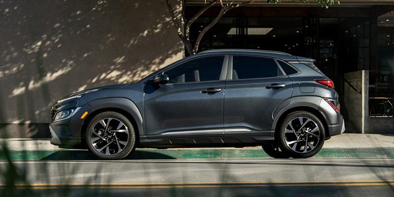 2022 Hyundai Kona technology