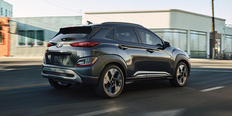 2022 Hyundai Kona design