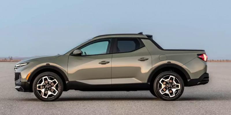 New Hyundai Santa Cruz for Sale Dublin OH