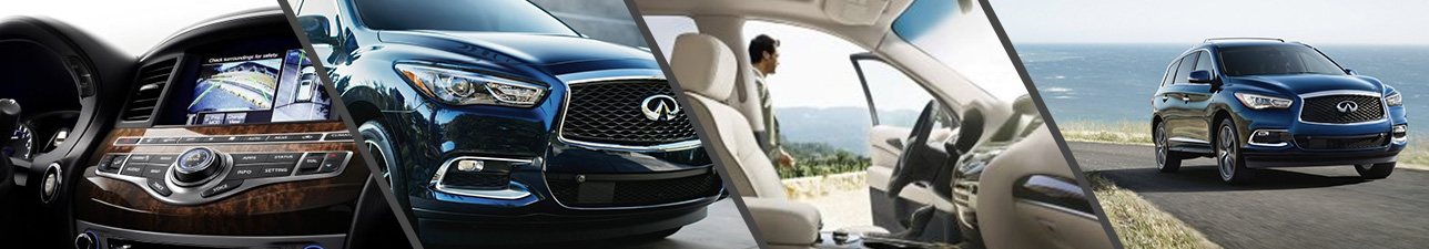 2019 INFINITI QX60 For Sale Charleston SC | Mount Pleasant