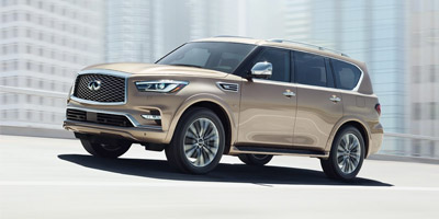 New INFINITI QX80 for Sale Charleston SC