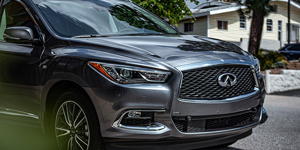 2020 INFINITI QX60 performance