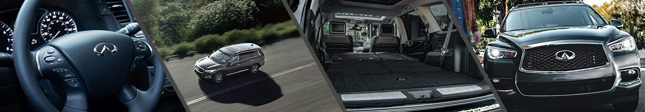 2020 INFINITI QX60 For Sale Lubbock TX | Amarillo