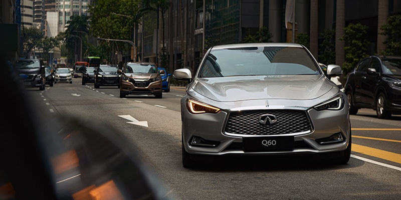 New INFINITI Q60 for Sale Tacoma WA