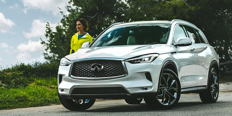 New INFINITI QX50 for Sale Tacoma WA