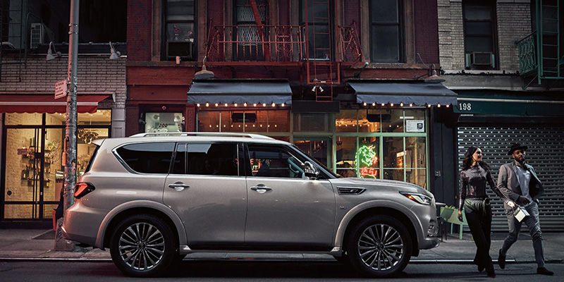 New INFINITI QX80 for Sale Tacoma WA